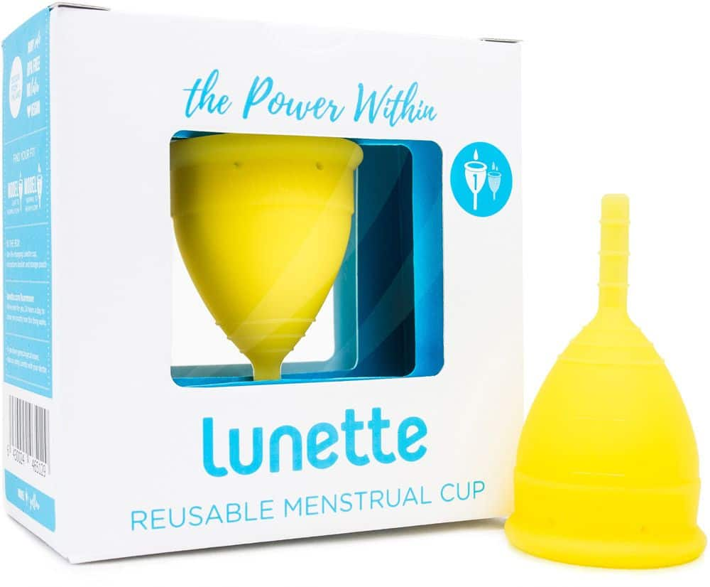 Menstruationstasse Lunette