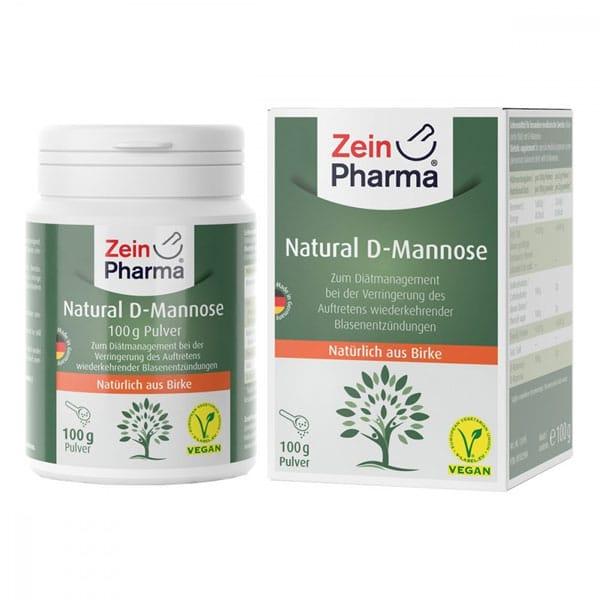 ZeinPharma Natural D-Mannose