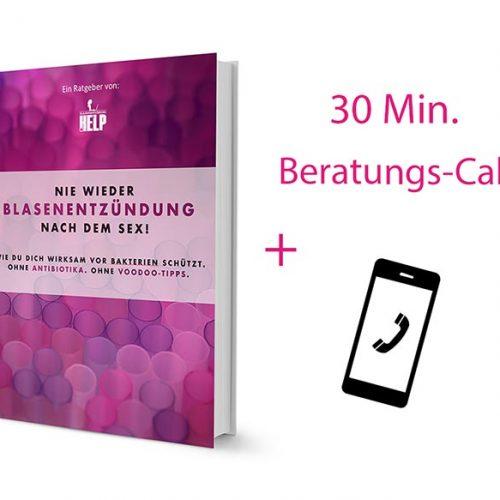 Das Package: E-Book + 30minütige Beratung